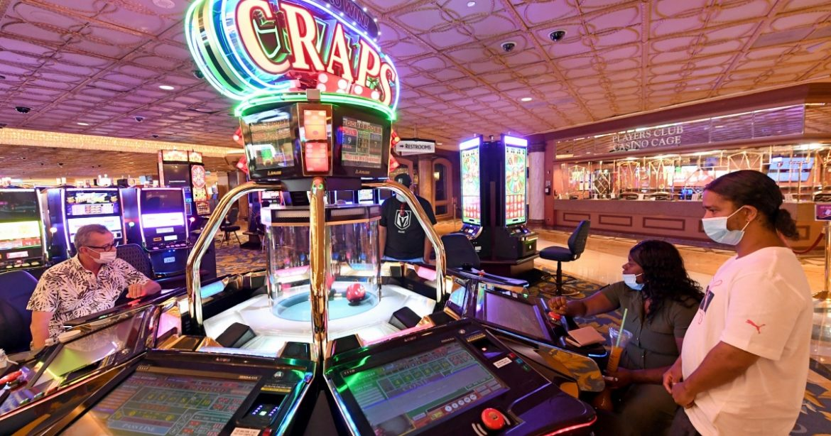 Attempt These 5 Issues When you First Start Casino Because of Science